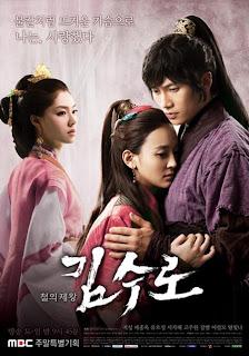 Kim Su Ro – Vương triều đoạt ngôi