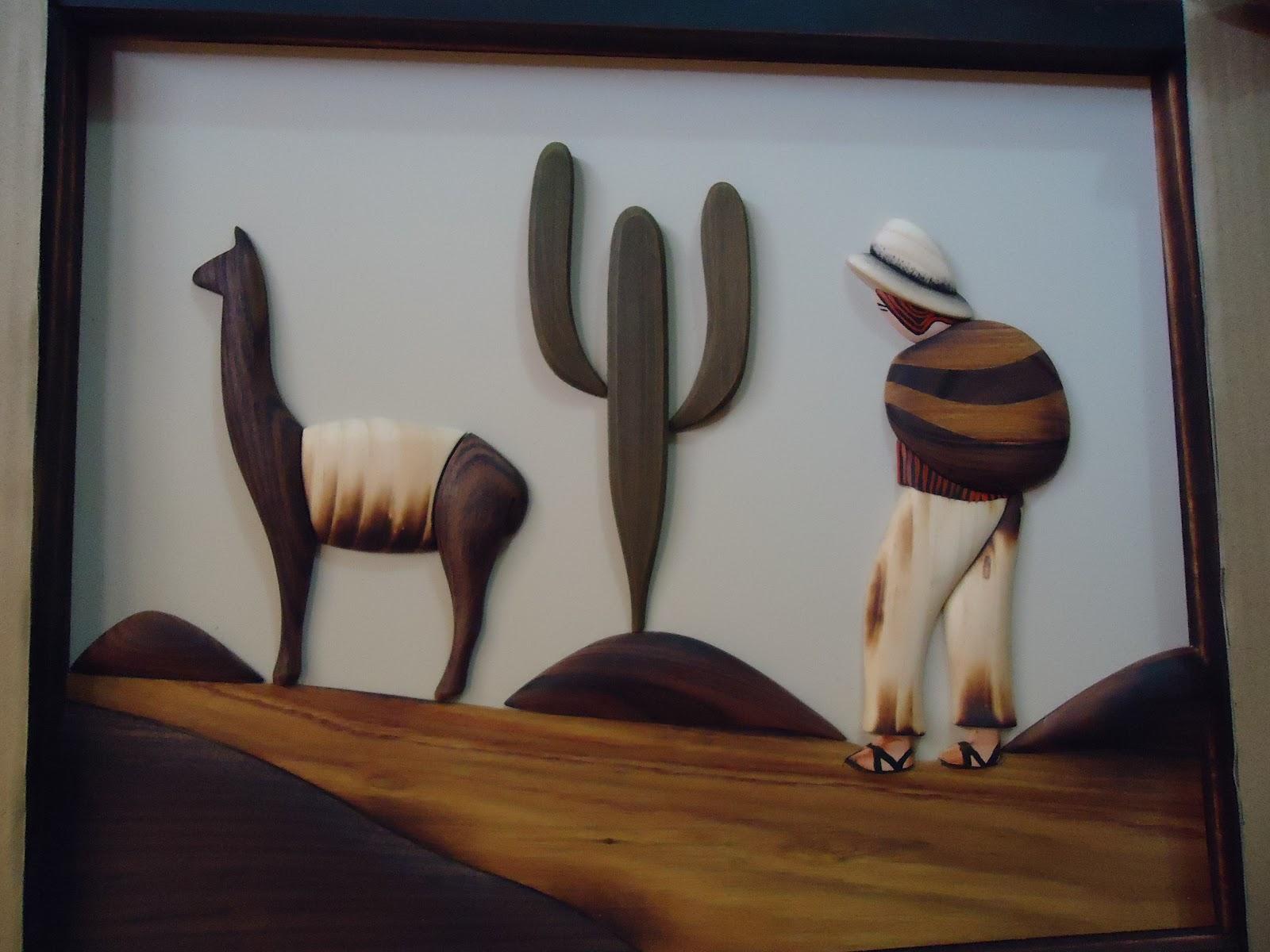 Cuadros en madera con relieve imagui for Cuadros con relieve modernos