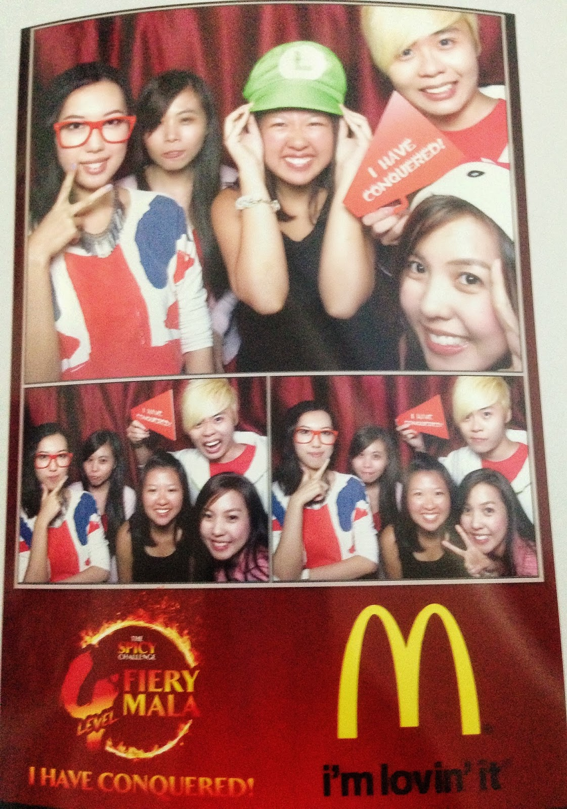 Photobooth with Bloggers