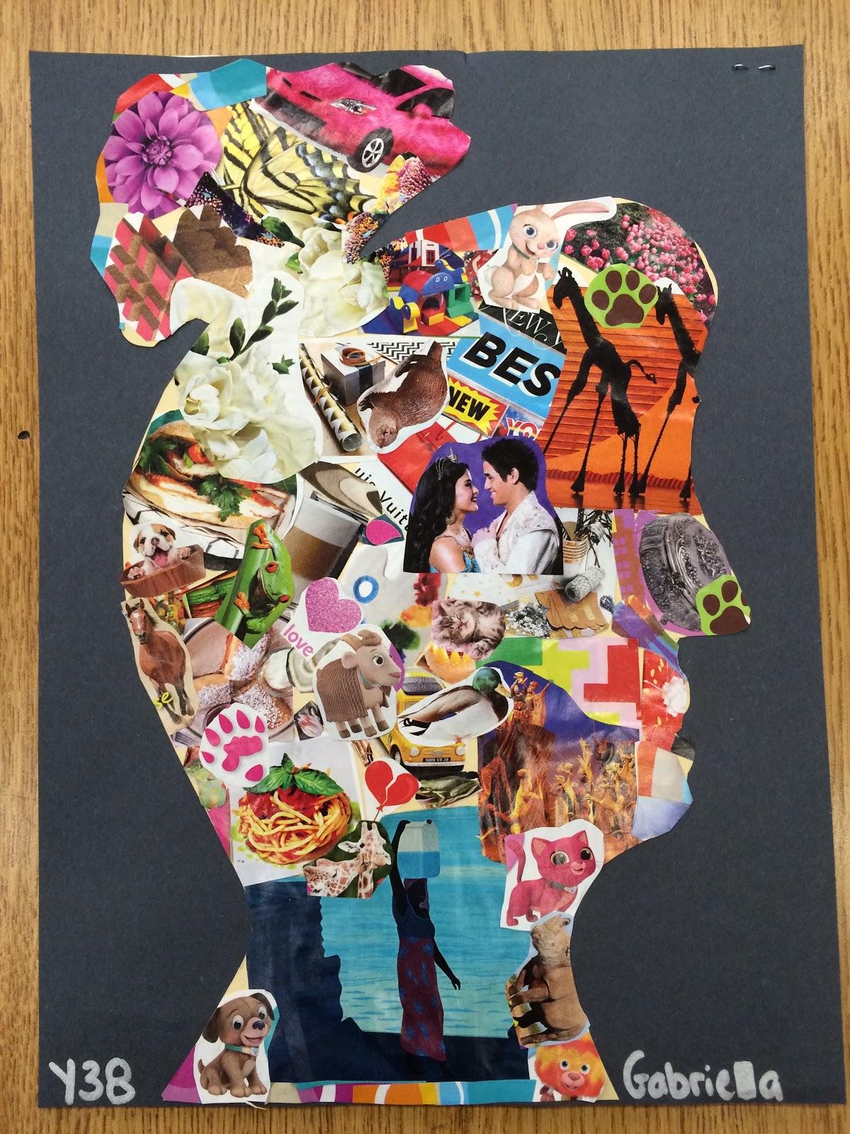 Ms Cs Artroom Symbolic Self Portraits