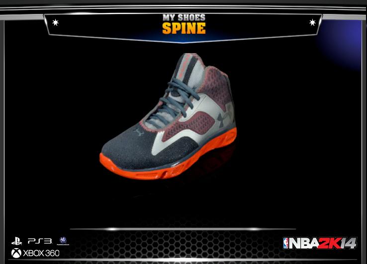 Nba 2k14 New Shoes Unveiled 28 Screenshots Nba2k Org