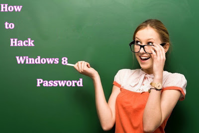 hack windows 8 password