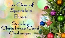 "Proudly DT Member of ""Christmas Card Challenge"" Blog"