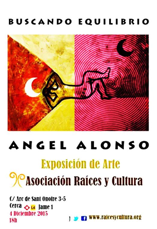 INAUGURADA EXPOSICIÓN PERSONAL EN BARCELONA