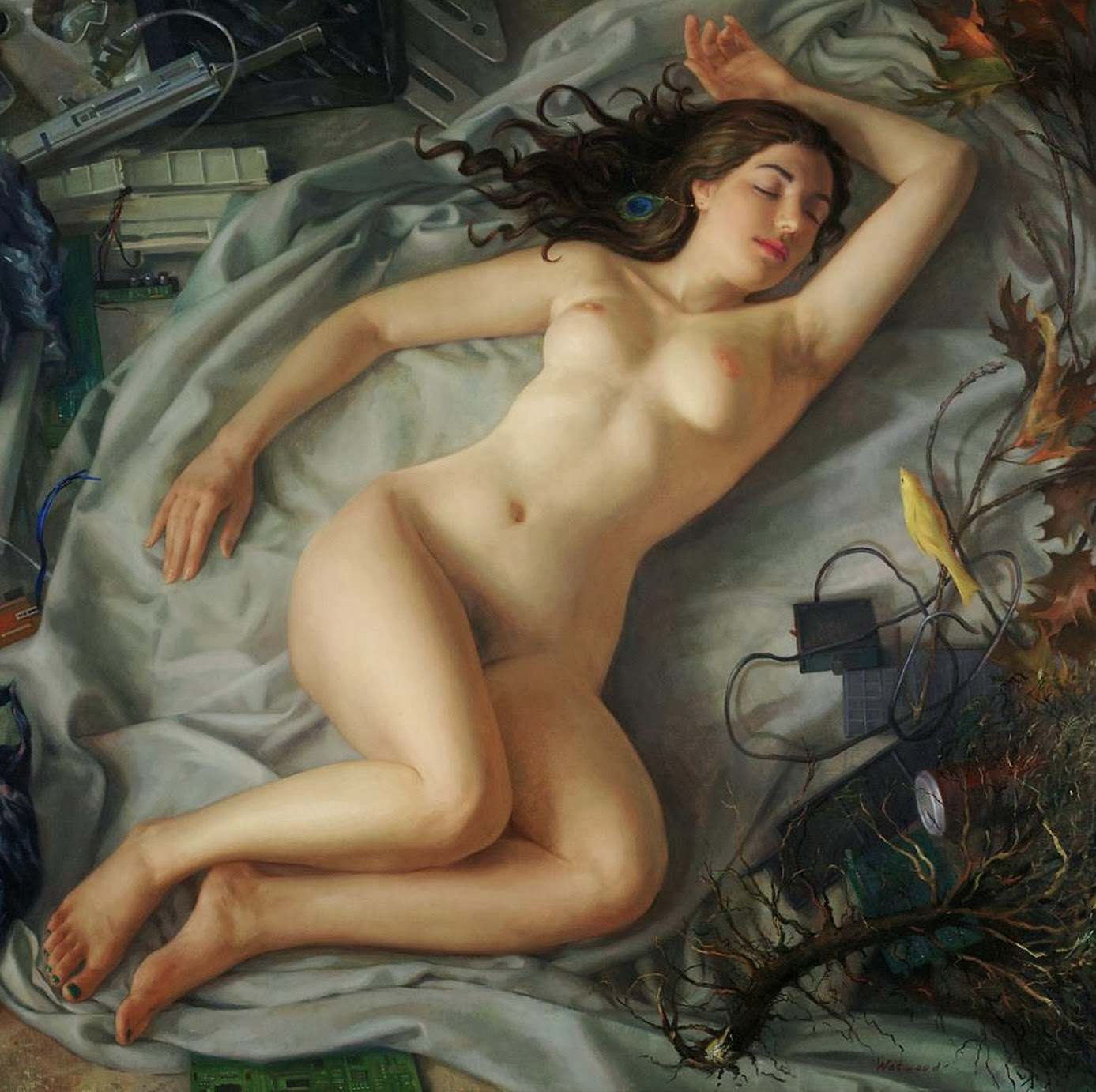 MUJERES DORMIDAS Mujeres-dormidas
