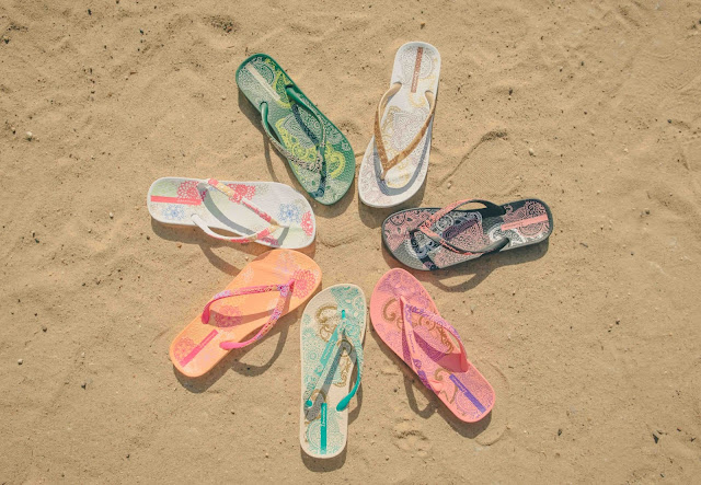 Ipanema Anatomic Lovely Sandalen im Sand
