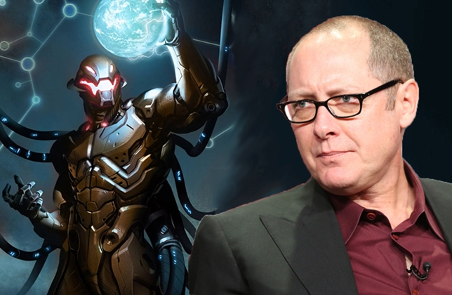 james spader como ultron