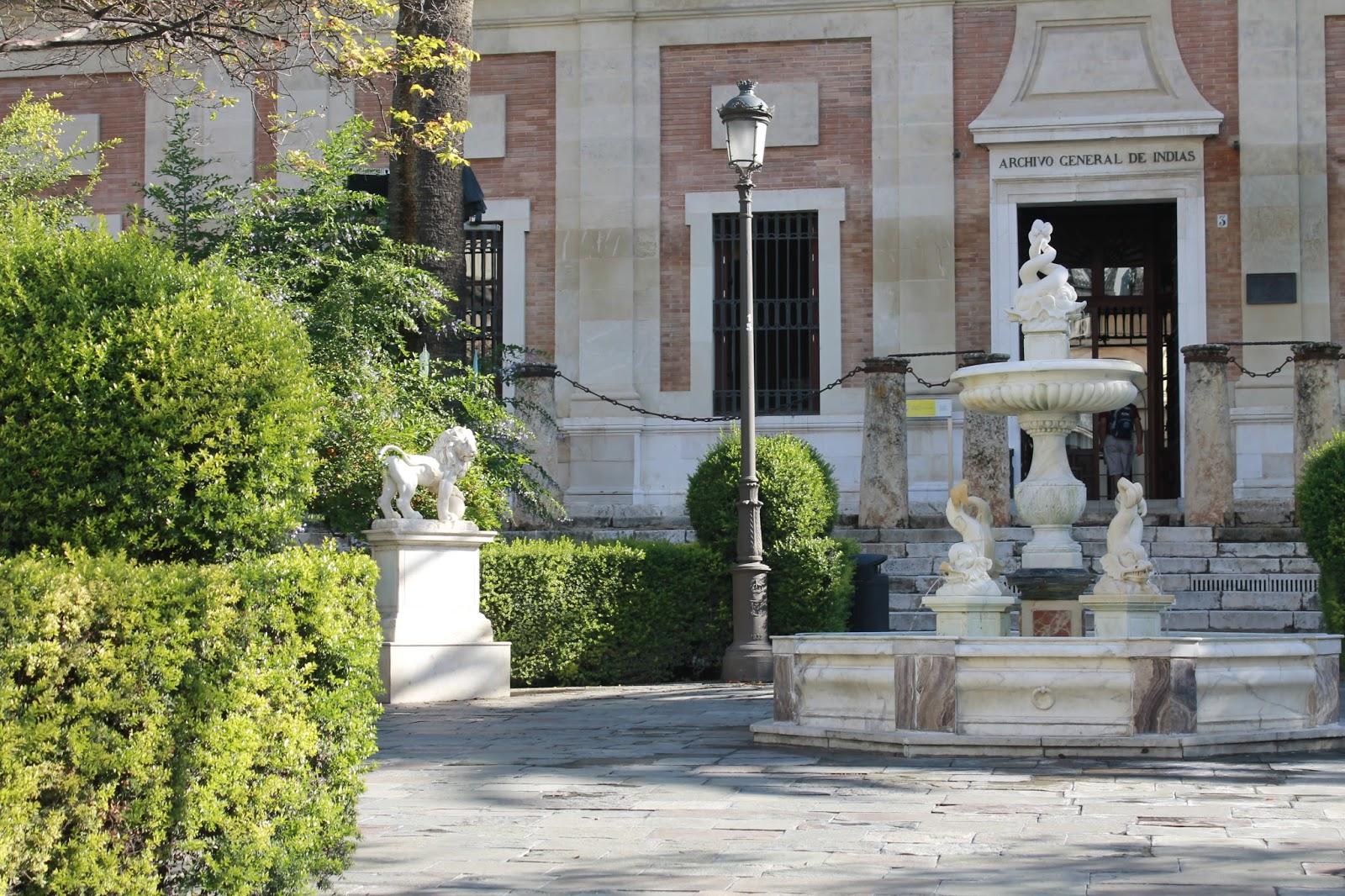 curiosa Sevilla: Archivo General de Indias. II