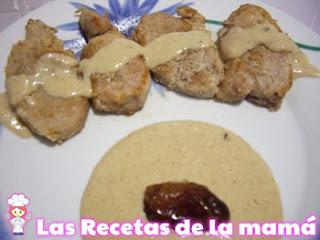 Receta De Solomillo Con Salsa De Dátiles