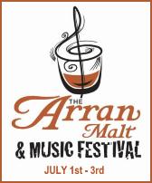 Arran Malt & Music Festival 2016