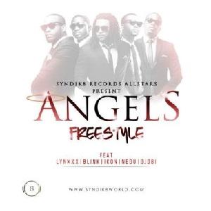 Download Angels Freestyle By Syndik8 Allstars Ft Lynxxx, Ikon, Nedu, Blink & DJ Obi