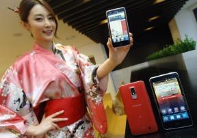 LG Optimus LTE Sudah Keluar di Jepang, Orang Indonesia Jangan Beli