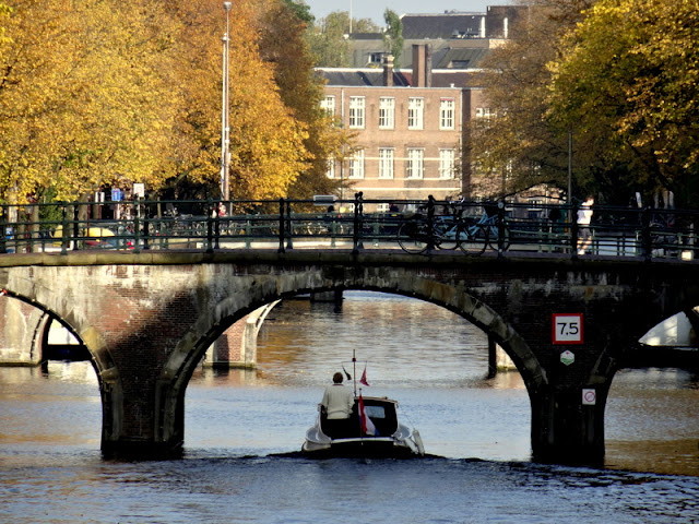 Amsterdam in the Fall (2015)