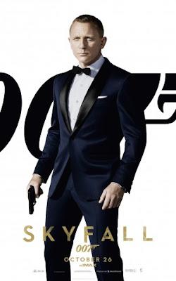 Filme Poster 007 - Operação Skyfall DVDSCR XviD & RMVB Legendado