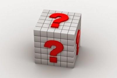 Signo de interrogación para marca personal