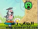لعبة الارنب الجائع في الصحراء