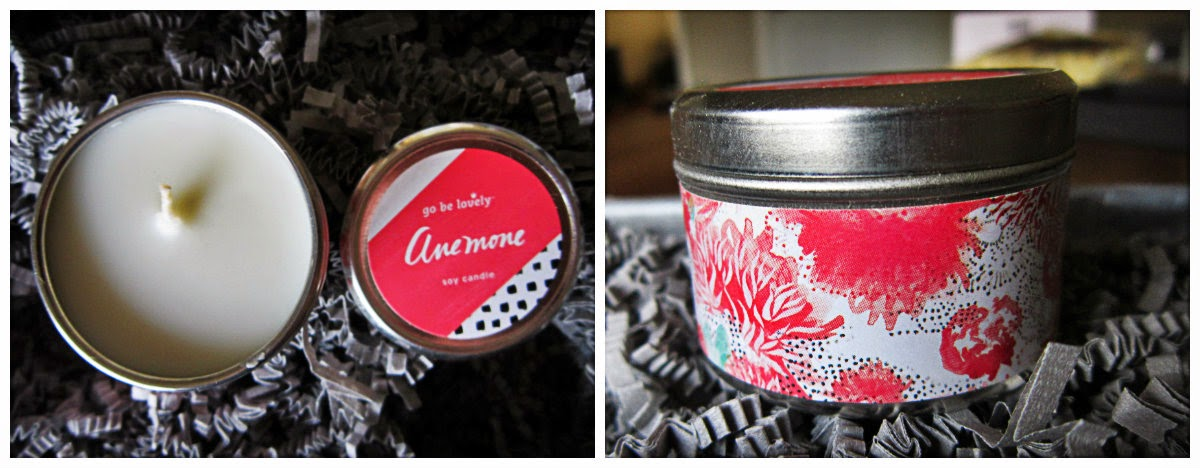 Illume Anemone 2 Oz. Tin