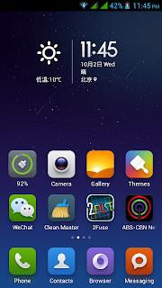 Xiaomi MIUI ROM MiHome Launcher