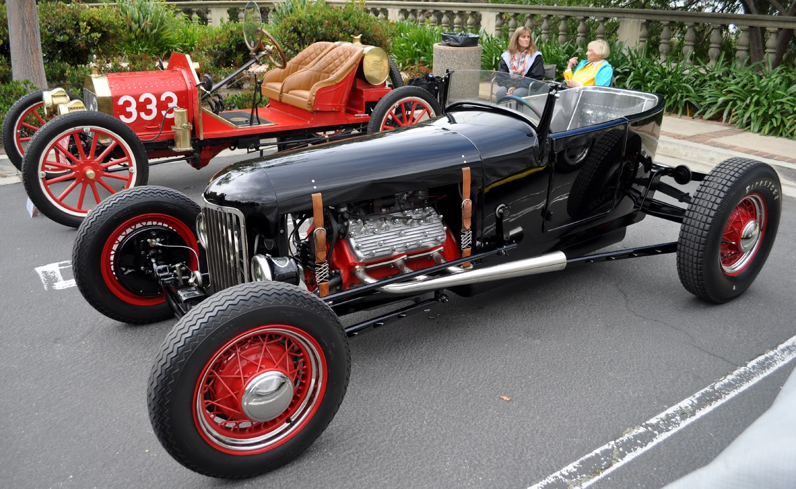 Just A Car Guy: The Drissi 1927 hot rod Model T