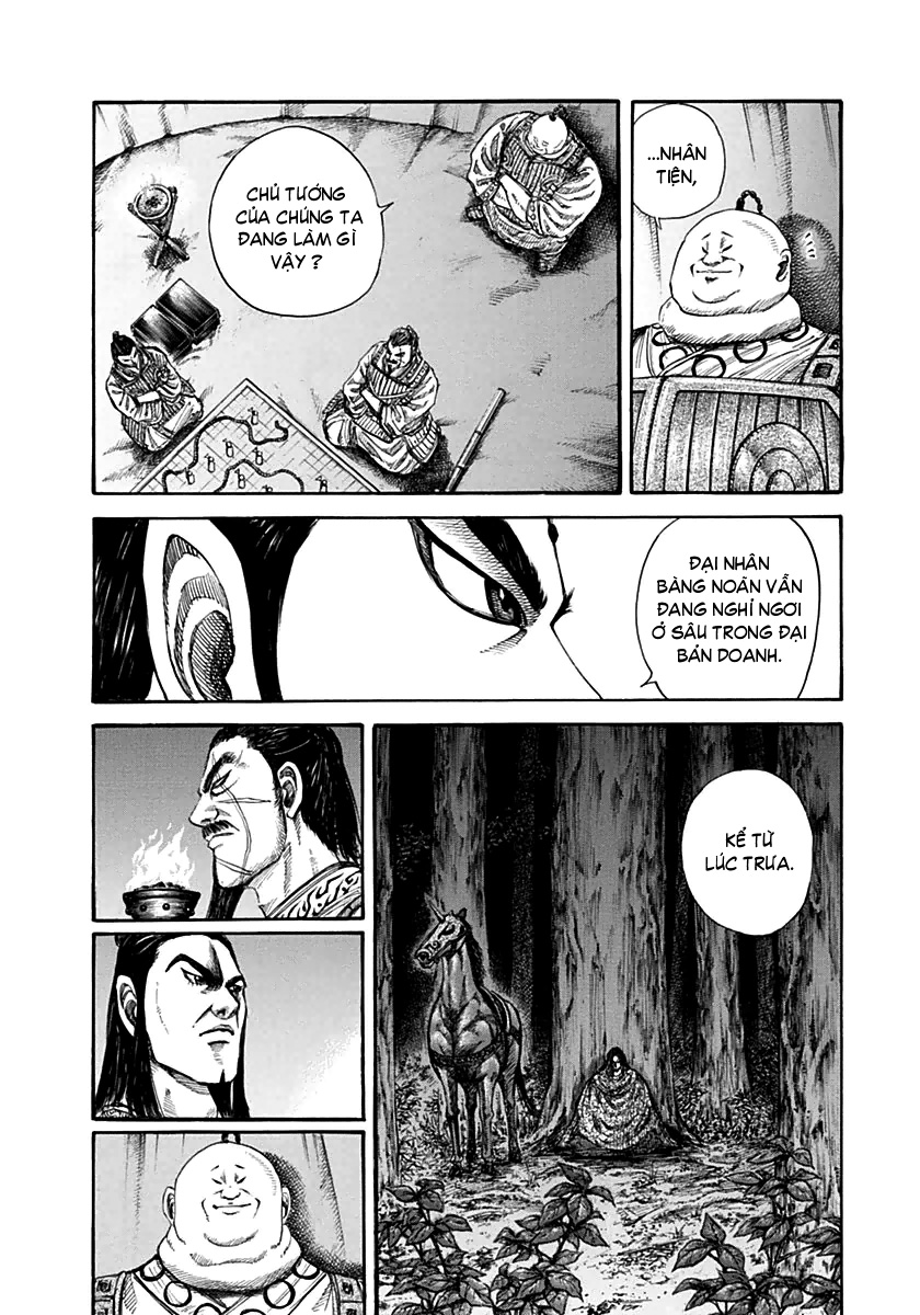 Kingdom - Vương Giả Thiên Hạ Chapter 131 page 7 - IZTruyenTranh.com