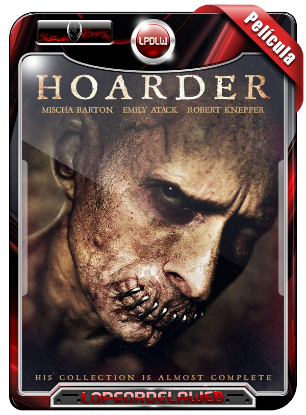 The Hoarder | Secretos Mortales (2015) 720p Dual [Terror]