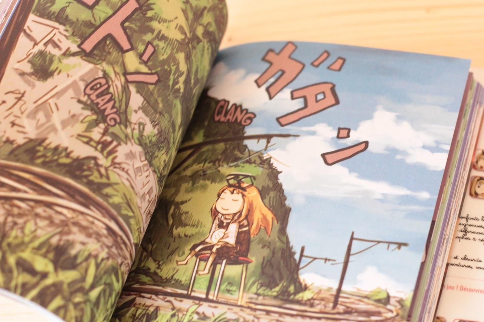 lucika lucika manga enfant