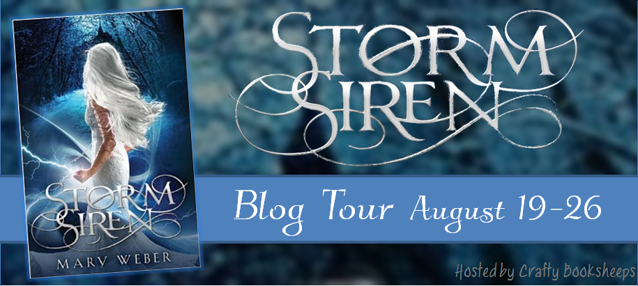 Storm Siren Blog Tour