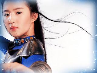 Crystal Liu Yi Fei (劉亦菲) Wallpaper HD 63