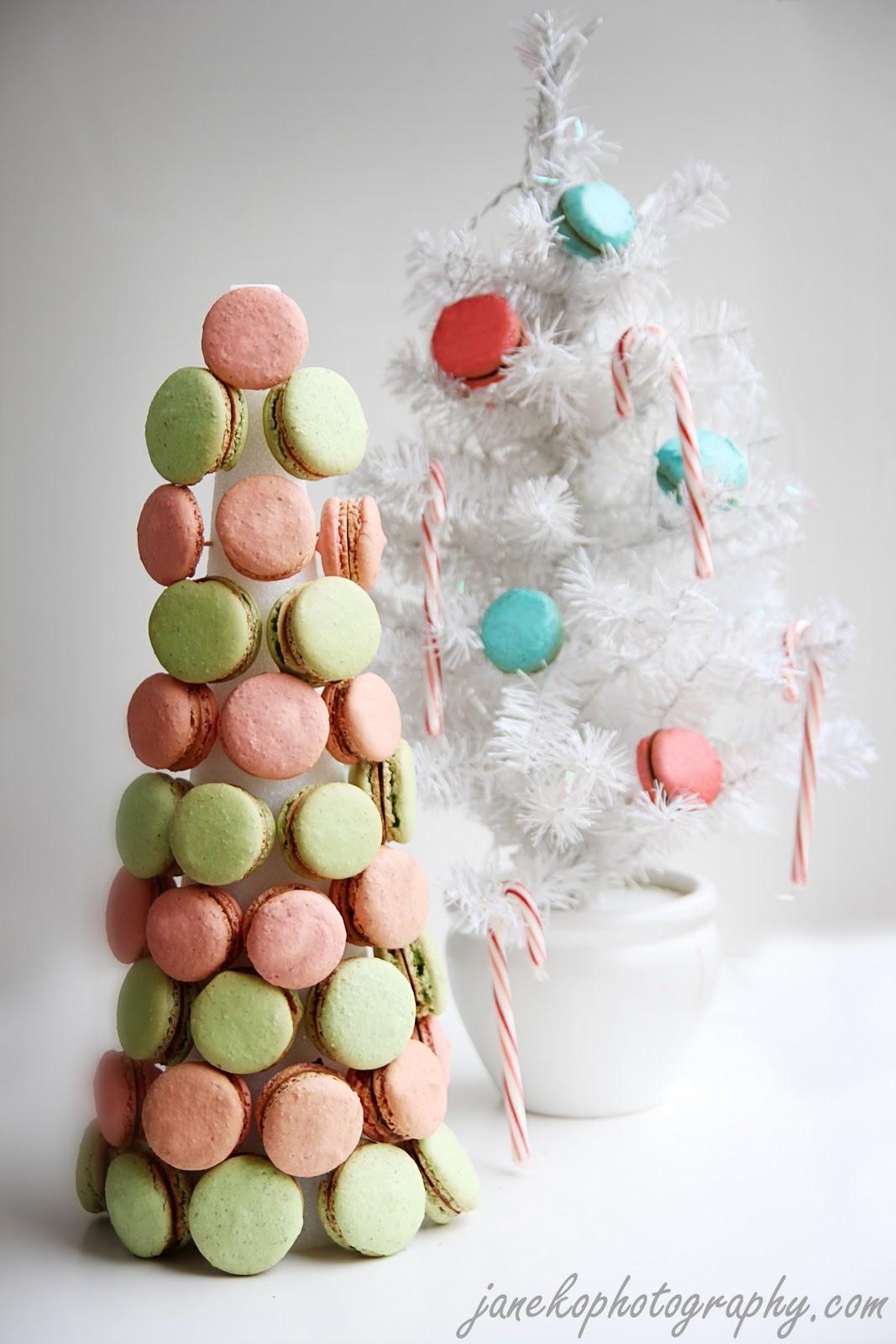 Christmas Calendar Chocolate : Macaron christmas tree a taste of koko austin s top