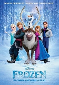Frozen 2013 movie poster