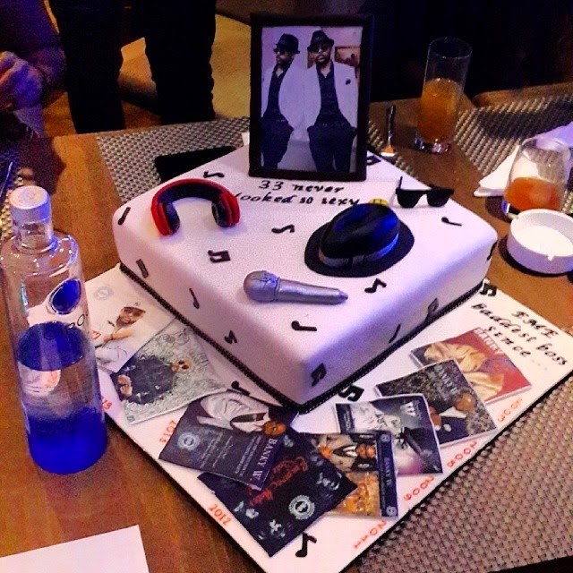 Pictures| Banky W's 33rd Birthday Party