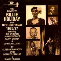 The Complete Billie Holiday with the Ellingtonians 1935-37