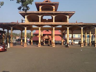 The Famous Ettumanoor Mahadevar Temple