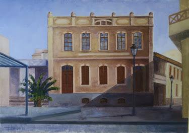 Antigua Fábrica de Harinas; Fuerte del Rey, Jaén (15M)