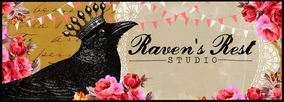 Raven's Rest Studio - Jennifer Conway