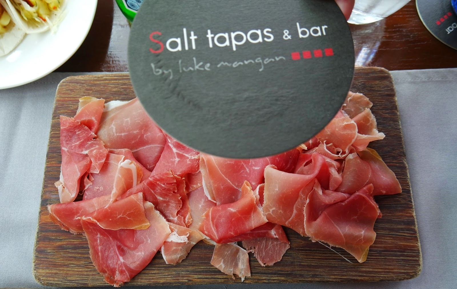 Salt Tapas and Bar - Parma Prosciutto