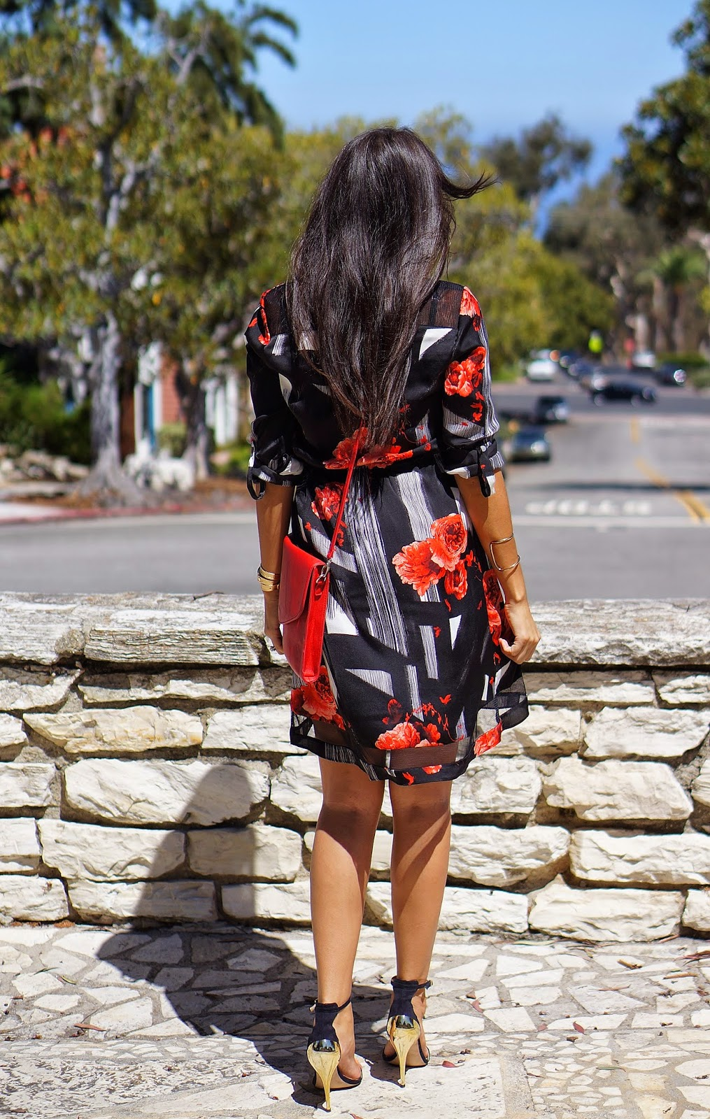 Simply Vera Shirt dress, The perfect Shirt dress for summer, Kohl's, Zara heels, La Mer Watch