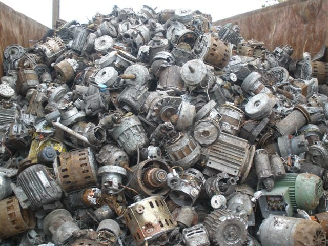 Scrap Metal Dealer In U A E