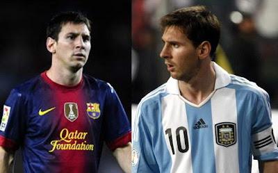Los 86 goles de Lionel Messi en este 2012 (vídeo)