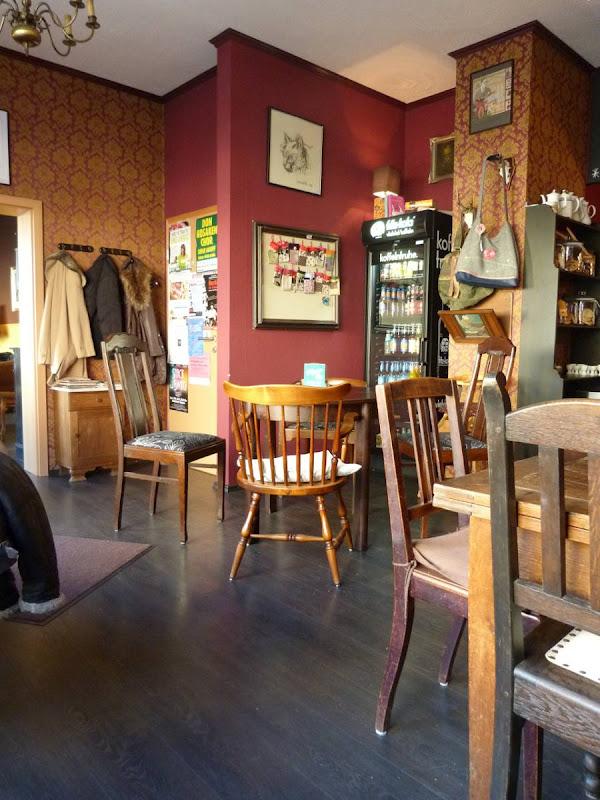 Frl Muller Cafe Wohnzimmer In Schluchtern
