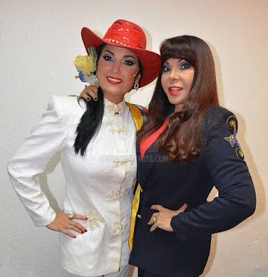 Lila Morillo y Lilibeth Morillo.