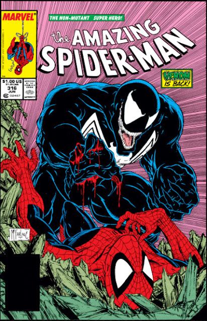 Venom de Todd McFarlane