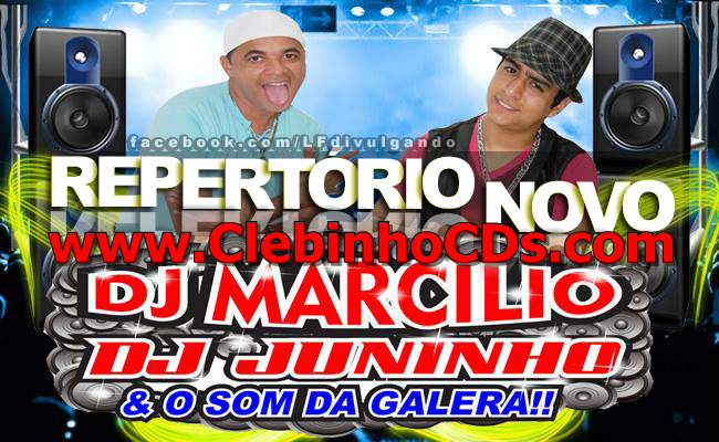 DJ Marcilio DJ Juninho Verão 2015