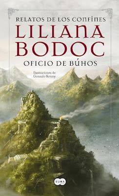 Liliana Bodoc, nuevo libro. Relatos de Los Confines