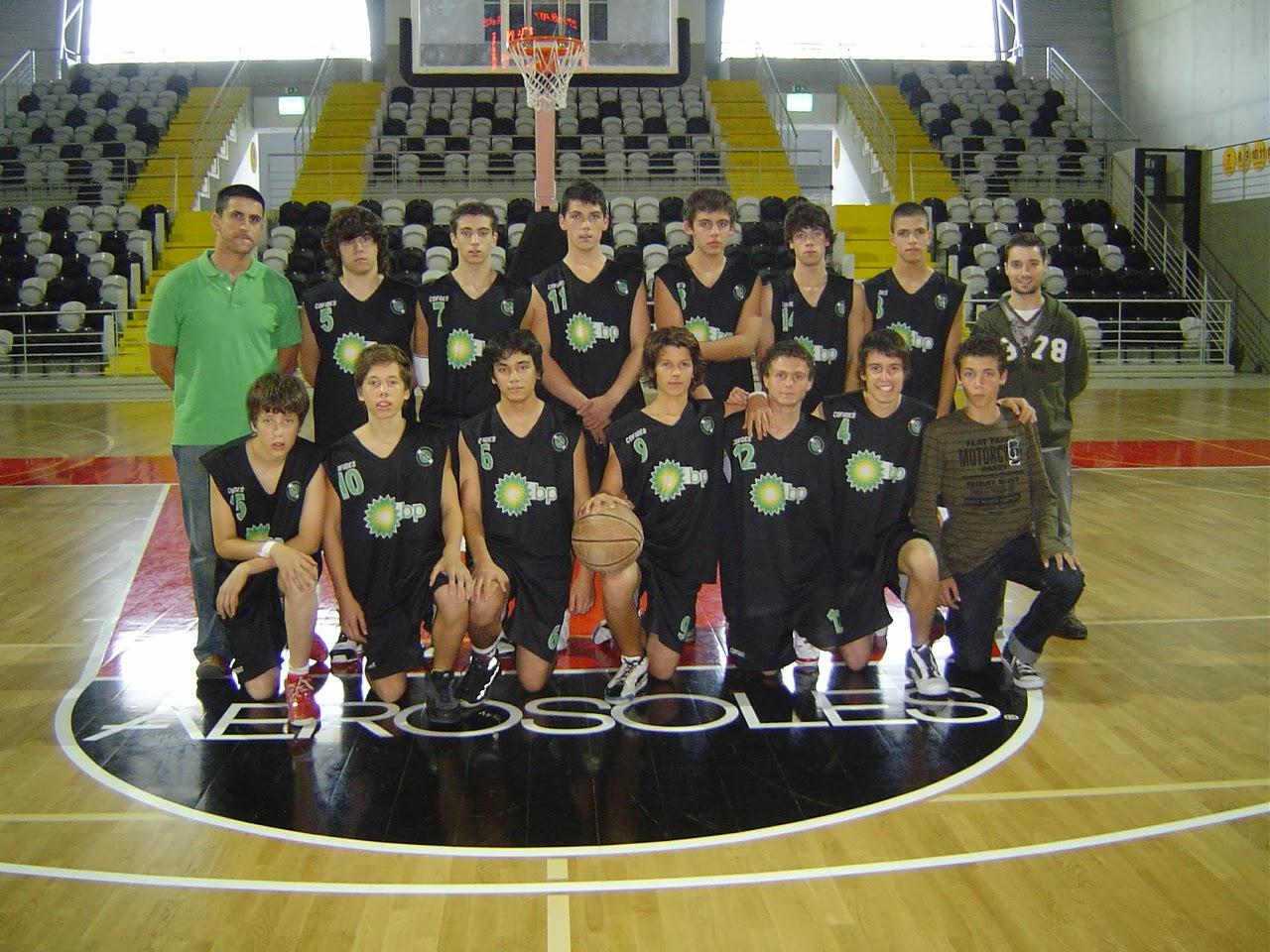 GRIB: Sub-16 Masc. 2007/08