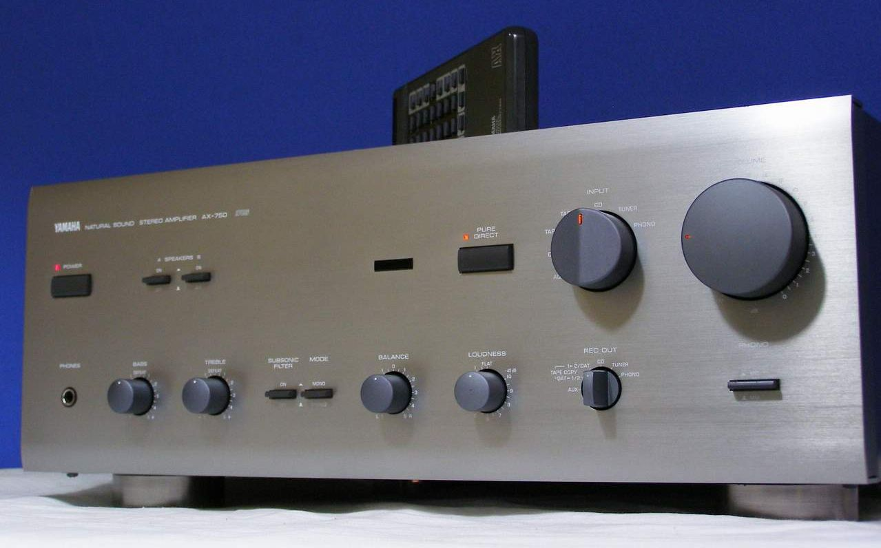 Yamaha B Amplifier Specs