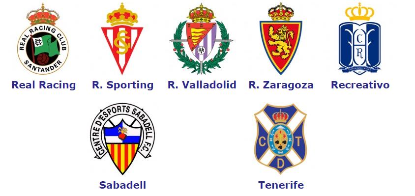 spain segunda division standings