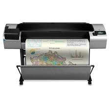Plotter HP T1300 Printer Series