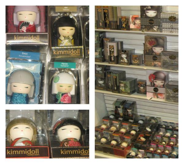 Kimmidoll muñecas