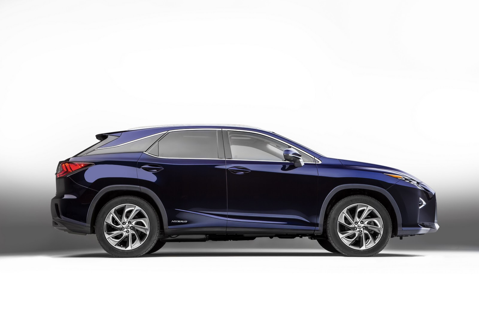 all new 2016 lexus rx breaks cover in new york w video carscoops. Black Bedroom Furniture Sets. Home Design Ideas